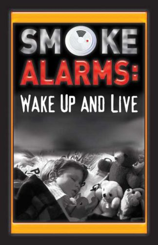 Smoke Alarms: Wake Up and Live Booklet