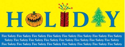 Holiday Fire Safety Pamphlet