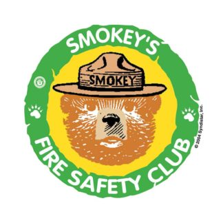 "Smokey Bear's ""Fire Safety Club"""
