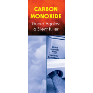 Carbon Monoxide: Guard Against a Silent Killer Pamphlet
