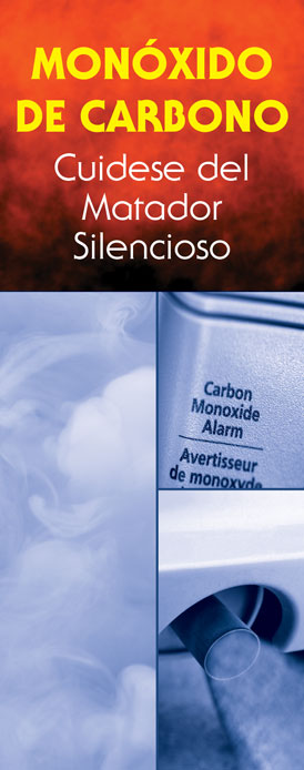 """Carbon Monoxide: Guard Against a Silent Killer"" Pamphlet (SPANISH Version)"