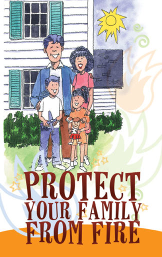 """""""Protect Your Family From Fire"""" Booklet"""