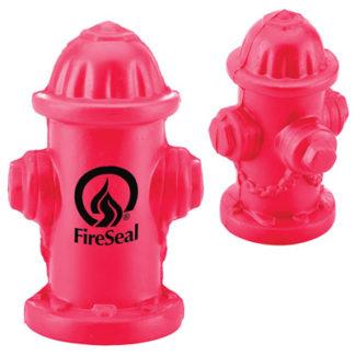 Custom Fire Hydrant Stress Reliever