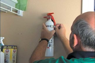 """Fire Extinguishers: Your First Defense Against Fire"" DVD"