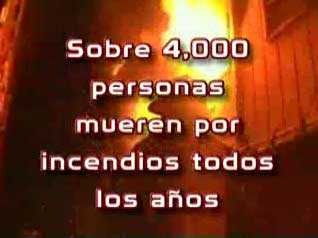 """Fire Extinguishers: Choosing Them and Using Them"" DVD SPANISH Version"