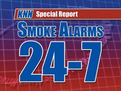 """""""Smoke Alarms 24/7"""" DVD"""