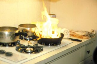 """""""Watch What You Heat: Prevent Home Fires"""" DVD"""