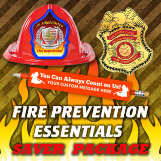 Fire Prevention Essentials Saver Package