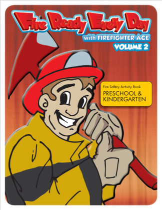 Fire Ready Every Day Activity Book Volume 2