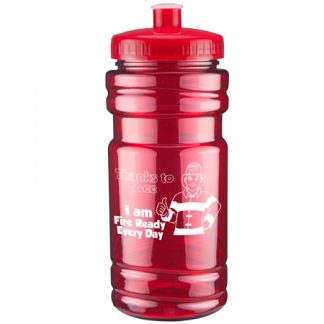 Firefighter Ace Sports Bottle