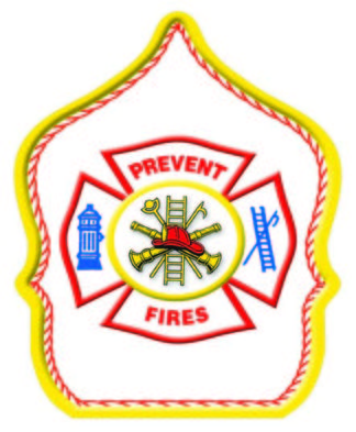 Prevent Fires Fire Hat