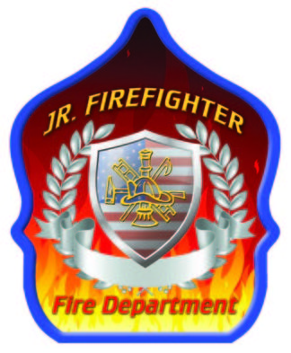 Jr. Firefighter Wheat Fire Hat