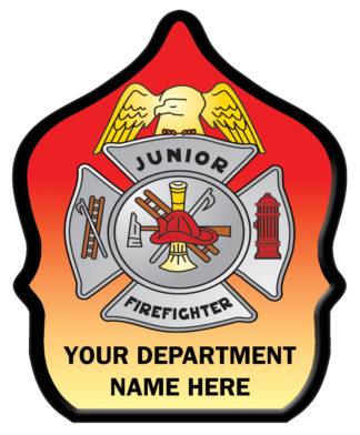 Custom Jr. Firefighter Hat