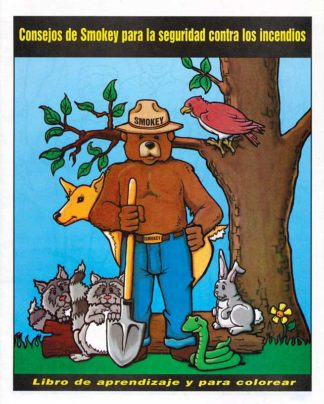 Smokey Bear's Fire Safety Tips Coloring Book