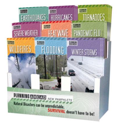 """Planning Ahead: Natural Disasters"" ValuePak"