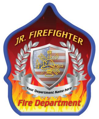 Junior Firefighter Wheat Hat