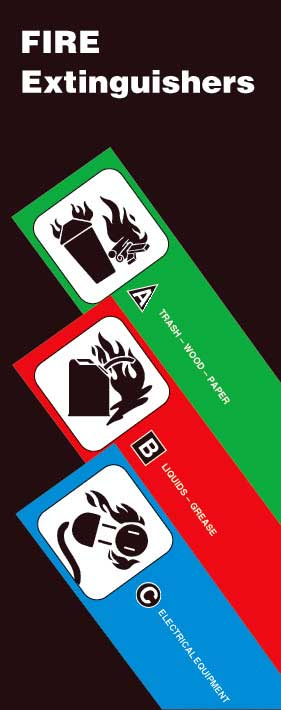 Fire Extinguishers Pamphlet