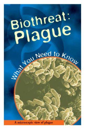 Biothreat: Plague Booklet