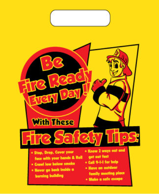 "Ace's ""Be Fire Ready Every Day!"" Carry Bag-0"