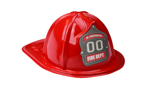 Red Fire Hat