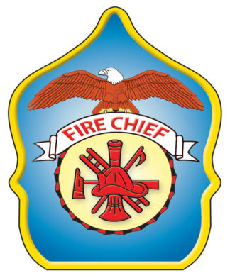 Stock Fire Chief Hat