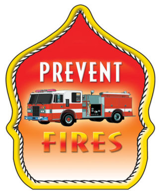 Stock Prevent Fires Hat