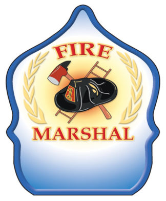Stock Fire Marshal Hat