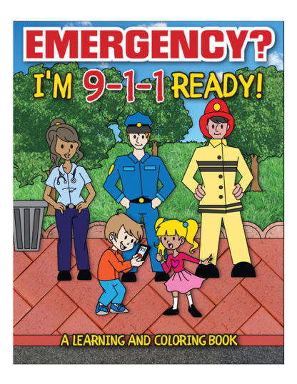 Emergency! Call 9-1-1! Activity Book