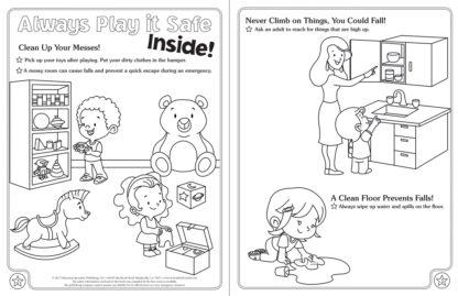 Play it Safe! Be A Super Safe Kid