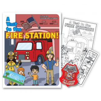 """A Visit to the Fire Station"" KidPak"