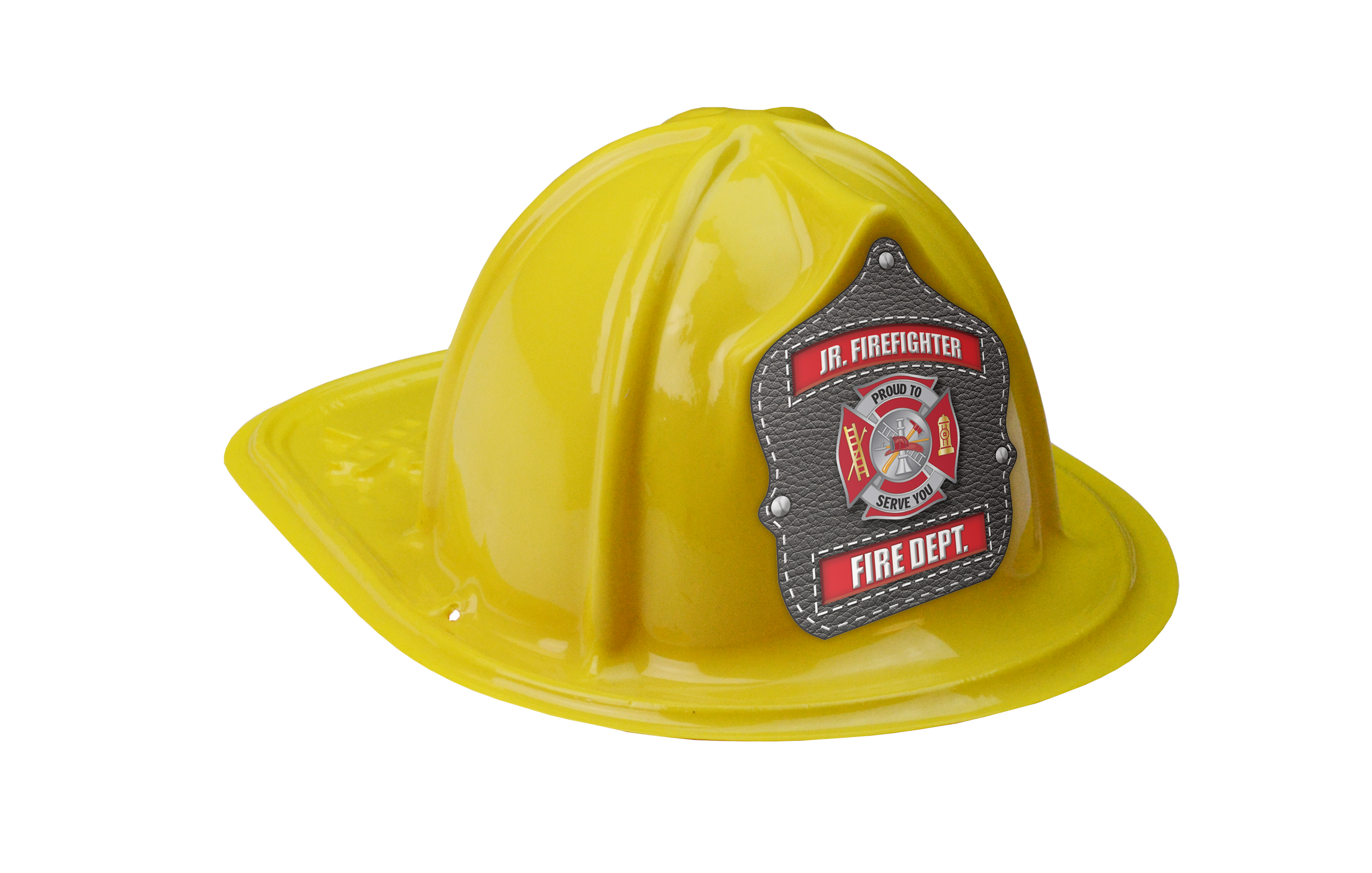 Yellow Fire Hat