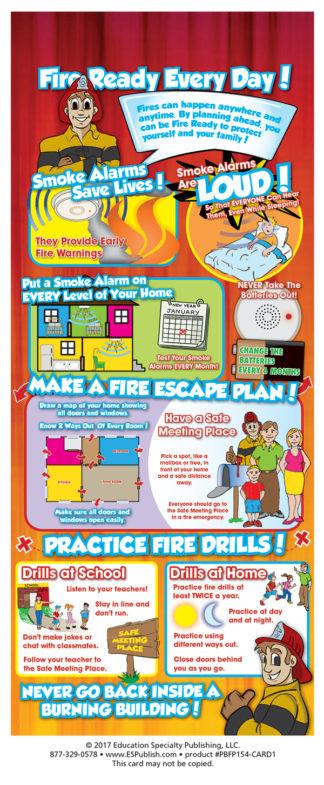 Fire Ready Every Day! Presentation Display