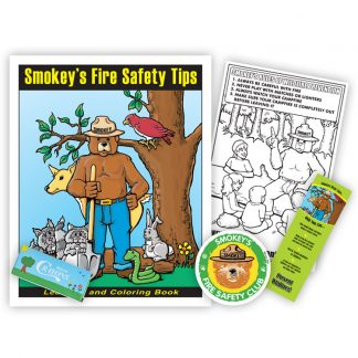 Smokey Bear's KidPak