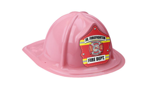 Pink Fire Hat