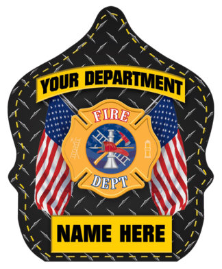 "Custom ""Jr. Firefighter - Fire Department"" Fire Hat"