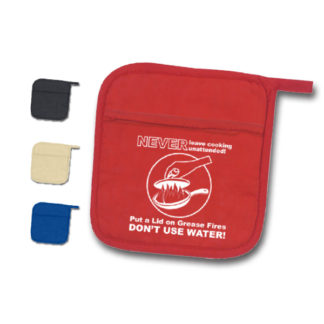 Custom Kitchen Safety Pot Holder