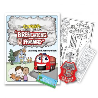 "Stretch's ""Firefighters Are Our Friends"" KidPak"