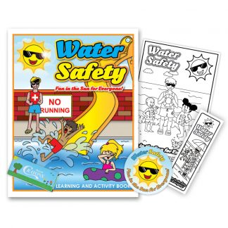 """Water Safety: Fun In The Sun For Everyone!"" KidPak"