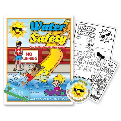 """""""Water Safety: Fun In The Sun For Everyone!"""" KidPak"""
