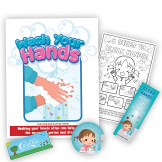 """Wash Your Hands"" KidPak"
