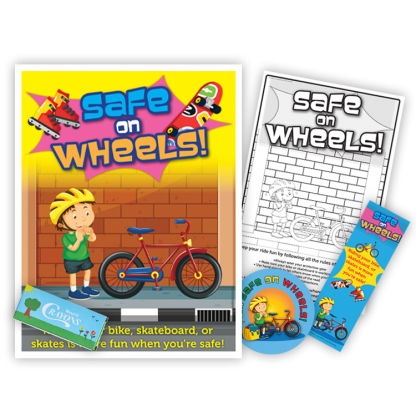 wheel safety activity pack