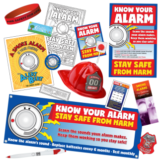 fire prevention week package