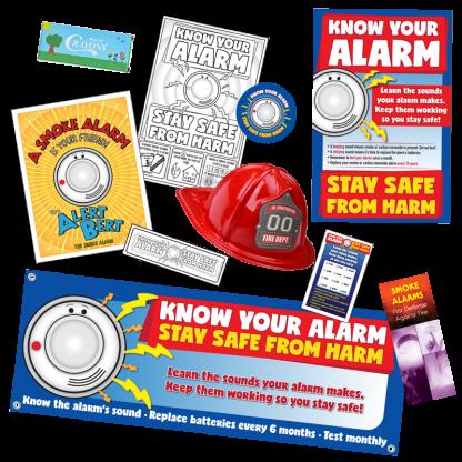 fire prevention week bundle